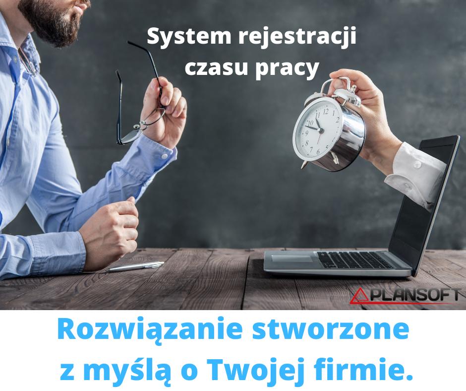 Rejestracja czasu pracy