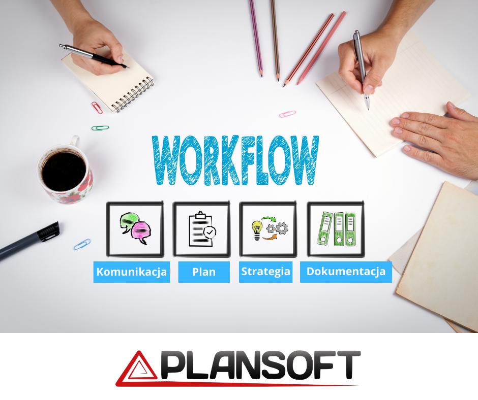 Workflow w systemie edokumenty plansoft