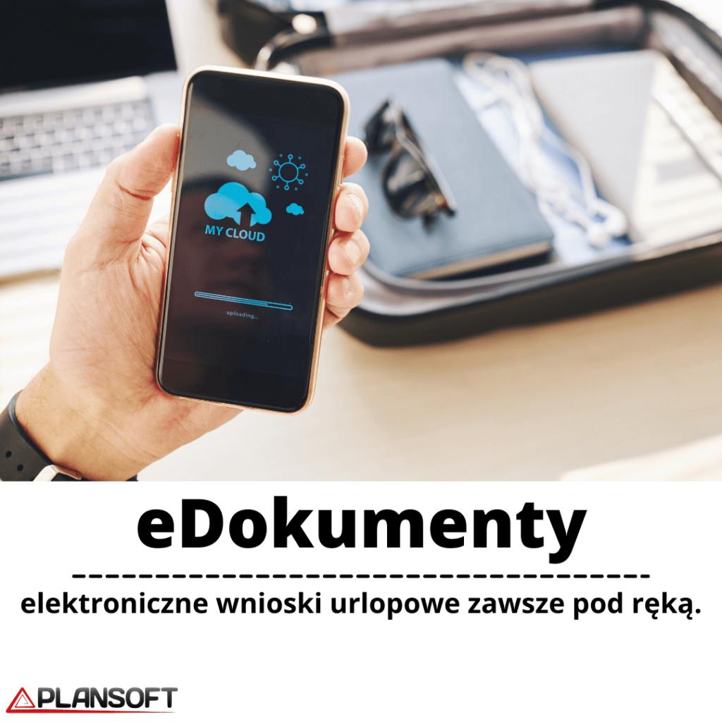 elektroniczne wnioski urlopowe w systemie edokumenty plansoft